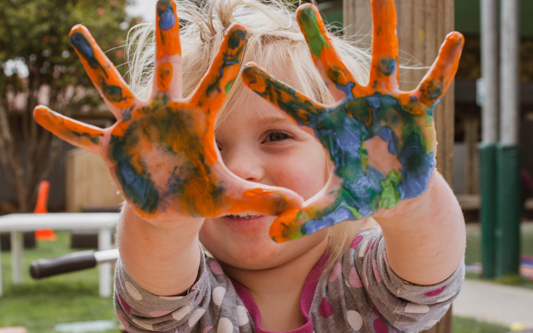 5 Reasons Why Your Child Should Attend Preschool